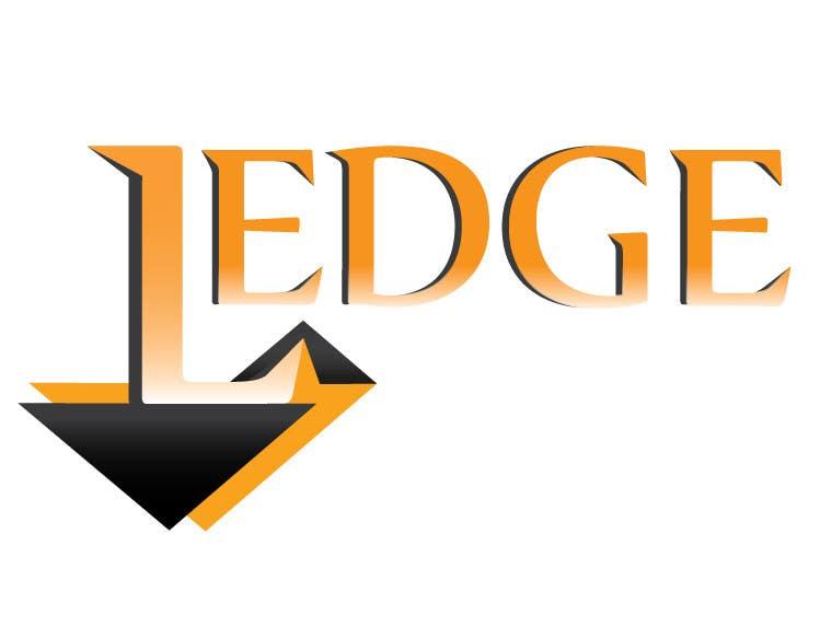 Kilpailutyö #102 kilpailussa Design a Logo for Ledge Sports