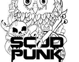 #66 para Design a scudpunk T-Shirt! por nugrahanugraha