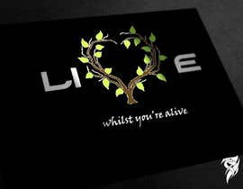 nº 408 pour Logo Design for Live Whilst You're Alive par sovitmundhra