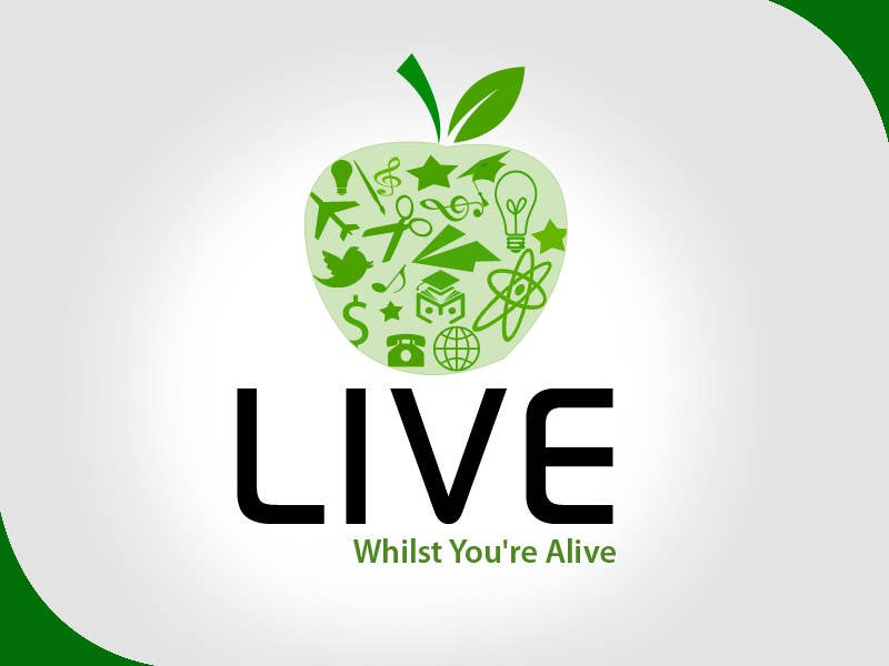 Contest Entry #                                        295                                      for                                         Logo Design for Live Whilst You're Alive