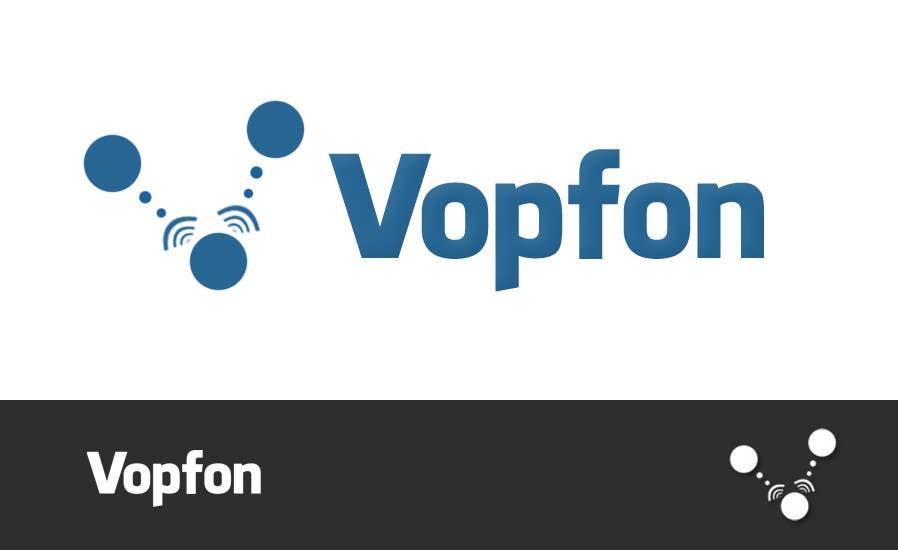 Proposition n°                                        148                                      du concours                                         Design a Logo for VOPFON