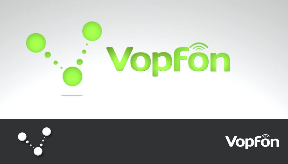 Konkurrenceindlæg #171 for Design a Logo for VOPFON
