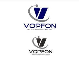 #150 for Design a Logo for VOPFON af jerry24