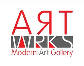 #195 for Logo & Favicon for an online art gallery (show off your artwork) af moro2707