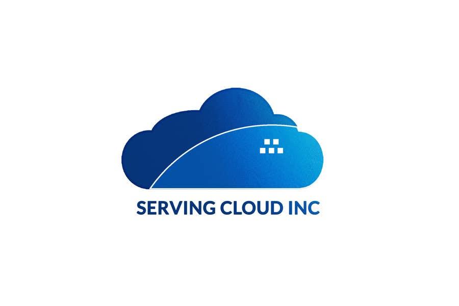 Konkurrenceindlæg #145 for Design a Logo for Serving Cloud Inc