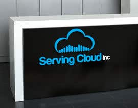 #91 for Design a Logo for Serving Cloud Inc af rafaqatGD