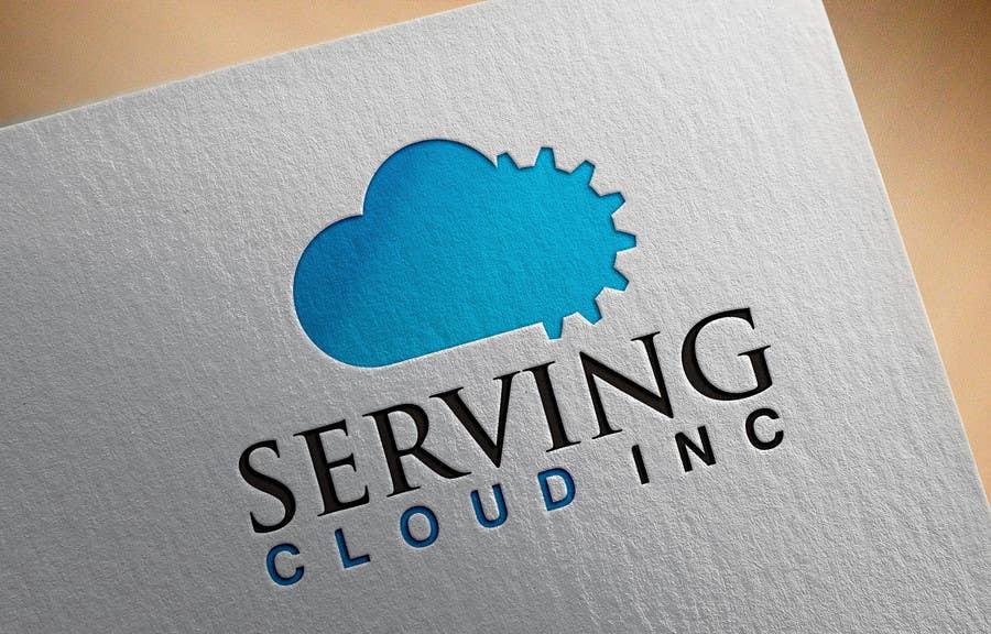 Konkurrenceindlæg #132 for Design a Logo for Serving Cloud Inc