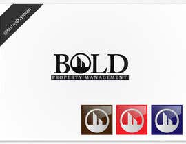 #466 para Logo for Bold Property Management por rashedhannan