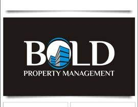 #347 para Logo for Bold Property Management por indraDhe