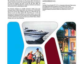 #27 untuk Design a Brochure for Fairchild Group oleh muhammadirman