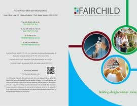 #4 for Design a Brochure for Fairchild Group by jaisonjoseph91