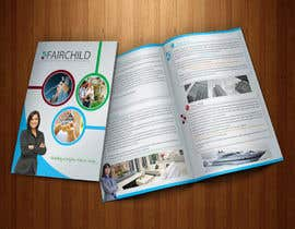 #16 untuk Design a Brochure for Fairchild Group oleh jaisonjoseph91