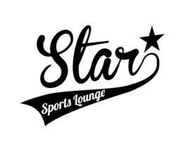 #58 para STAR Sports Lounge-LOGO por faisal7262