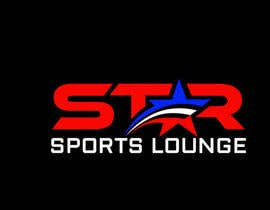 #33 para STAR Sports Lounge-LOGO por Psynsation