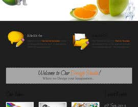 #2 for Design a Website Mockup for Utah Fabrication af thewebkings