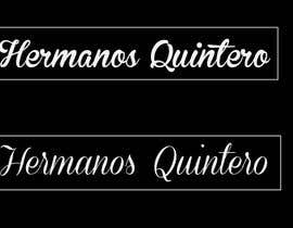 #1 cho Logo Design for Hermanos Quitero bởi AnayTripathi