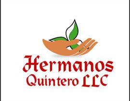 #12 para Logo Design for Hermanos Quitero por GoldSuchi