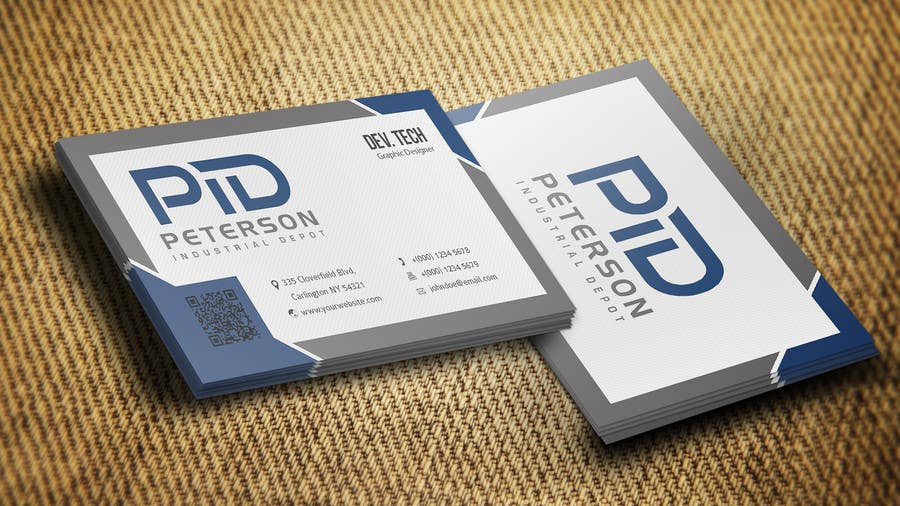 #17 for Design some Business Cards & Stationary for PID by developingtech