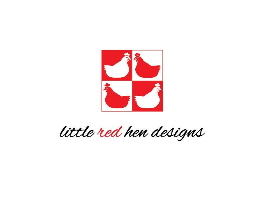 #48 for Design a Logo for Little Red Hen Designs by AnaKostovic27