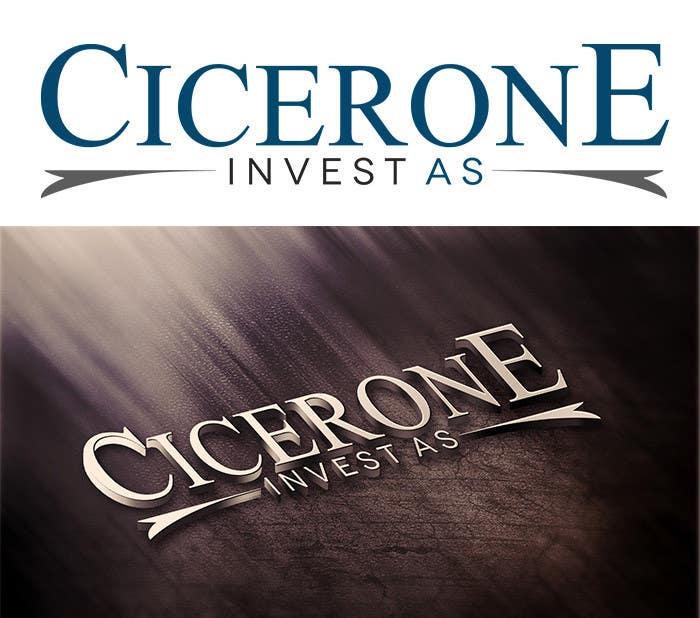 Kilpailutyö #                                        44                                      kilpailussa                                         Cicerone invest AS