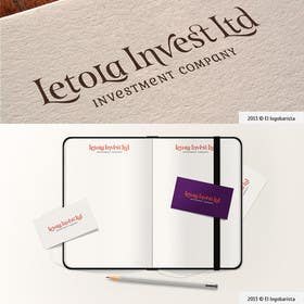 Graphic Design Contest Entry #75 for Designa en logo for Letola Invest Ltd