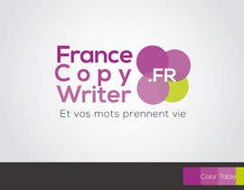 #15 for Require logo and business cards design for:  Francecopywriter (international logo) af mekuig