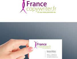 #31 para Require logo and business cards design for:  Francecopywriter (international logo) por smarttaste
