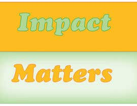 #53 para Design a Logo for Impact Matters por venco83