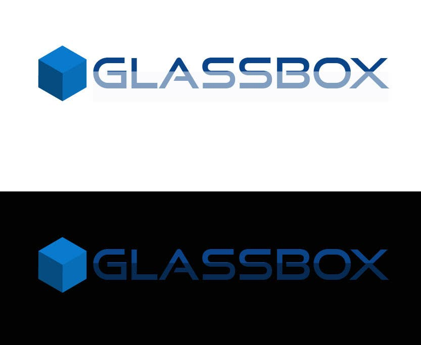 Konkurrenceindlæg #327 for Clean & modern logo for the name GLASSBOX (international consulting biz)