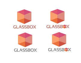#310 untuk Clean & modern logo for the name GLASSBOX (international consulting biz) oleh sangita83