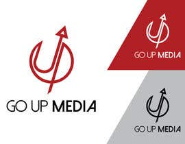 #24 para LOGO - Go Up Media por almeidavector