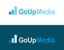 #25 para LOGO - Go Up Media por andreaishizawa