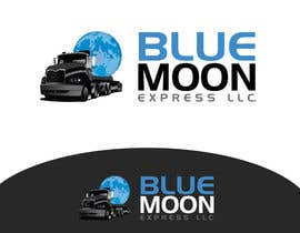 #60 cho Design a Logo for Blue Moon Express LLC bởi prashant1976