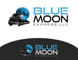 nº 86 pour Design a Logo for Blue Moon Express LLC par prashant1976