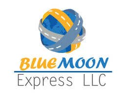 #116 cho Design a Logo for Blue Moon Express LLC bởi sam3011
