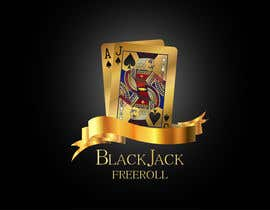 #208 for Design a Logo for Blackjack Freeroll af kalitaa36