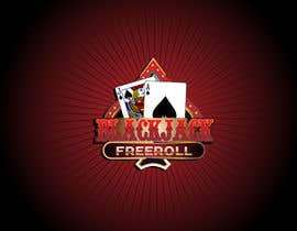 nº 19 pour Design a Logo for Blackjack Freeroll par nabudhukka