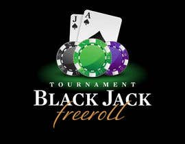#85 for Design a Logo for Blackjack Freeroll by HolaCreador