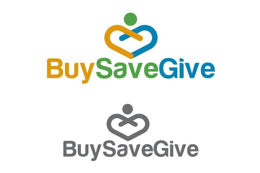 Inscrição nº 140 do Concurso para Logo Design for BuySaveGive.com
