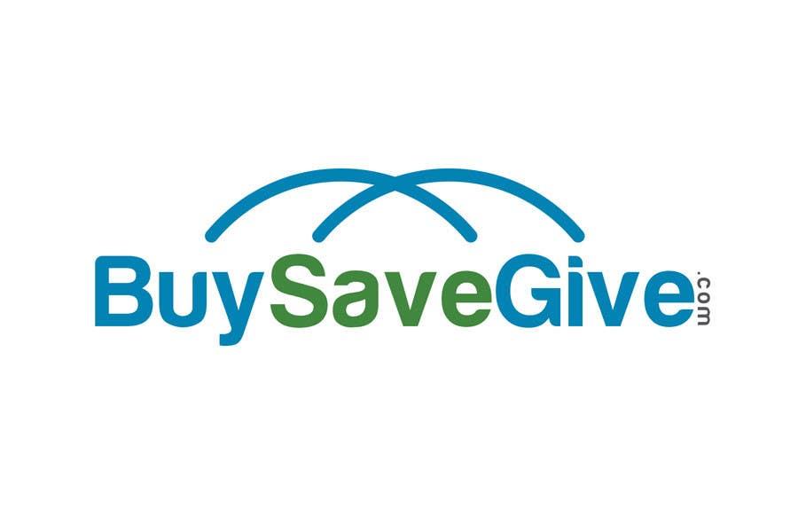 Inscrição nº 134 do Concurso para Logo Design for BuySaveGive.com