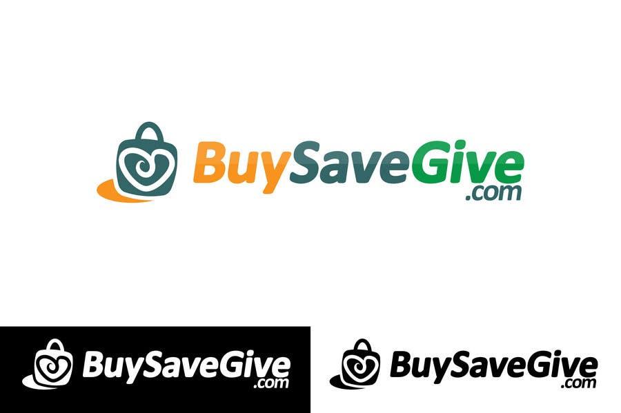 Inscrição nº 67 do Concurso para Logo Design for BuySaveGive.com