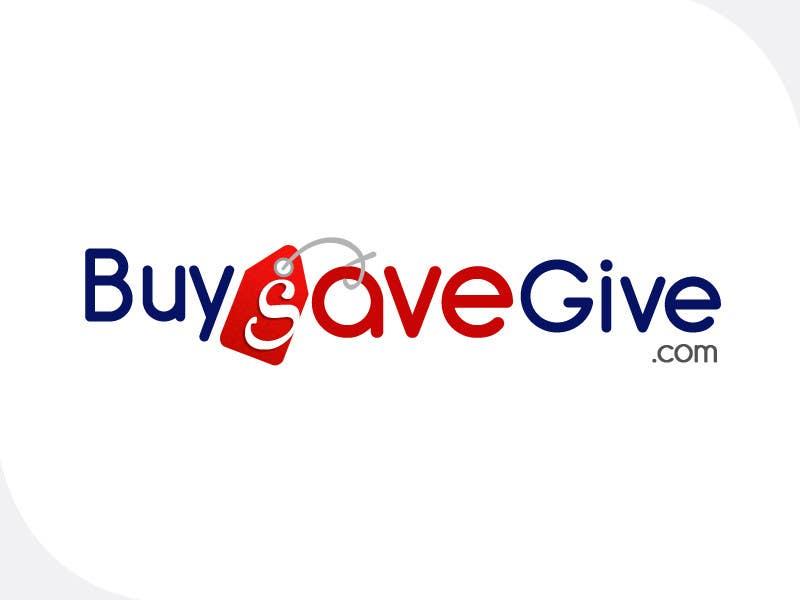 Inscrição nº 206 do Concurso para Logo Design for BuySaveGive.com