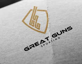 #433 for Great Guns Shooting Range Logo by CreativeUniverse