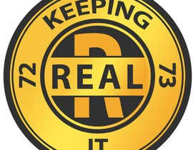 "#14 untuk Design a Logo for ""Keeping It Real"" oleh lpfacun"