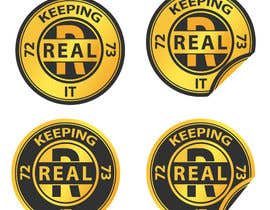 "#16 untuk Design a Logo for ""Keeping It Real"" oleh lpfacun"