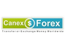 "#61 para Design a Logo for ""Canex Forex Ltd."" por jogiraj"