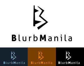 #188 для Logo Design for BlurbManila.com от sdollar