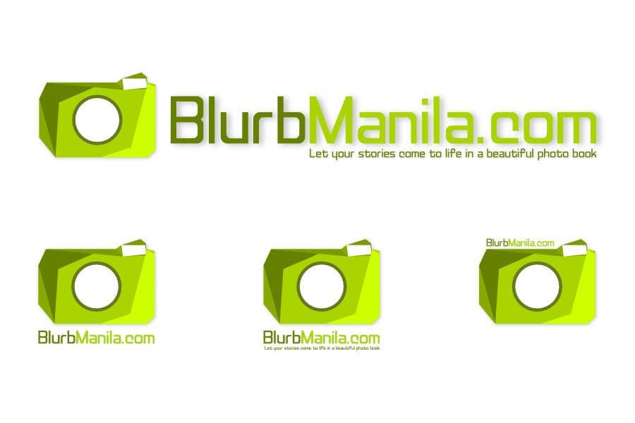 Proposition n°99 du concours Logo Design for BlurbManila.com