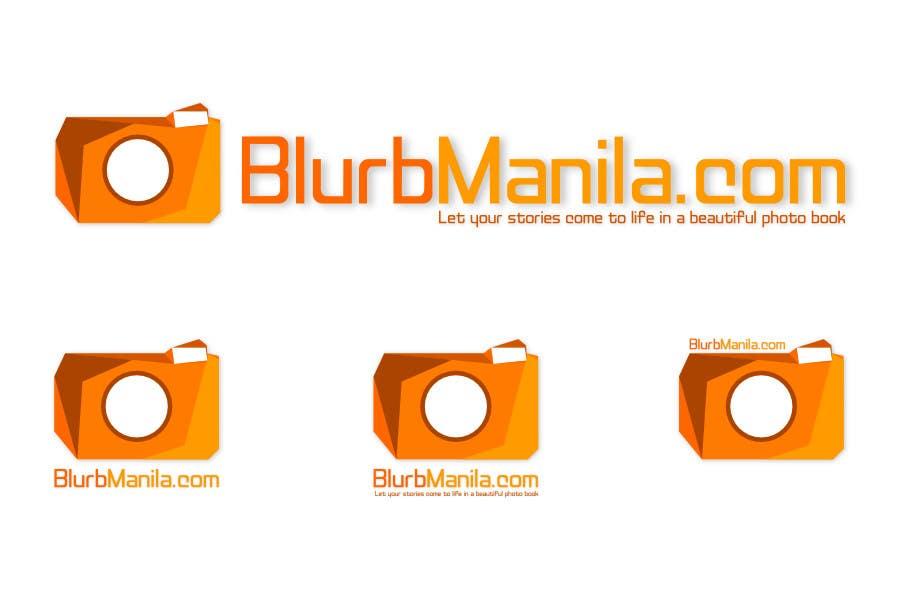 Proposition n°100 du concours Logo Design for BlurbManila.com