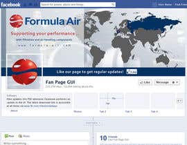 #11 untuk Facebook landingpage oleh ahmedzaghloul89
